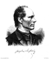 Josip Jurai Stroßmayer 1870 Mára.png