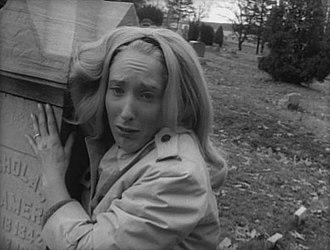 Judith O'Dea - O'Dea in Night of the Living Dead (1968)