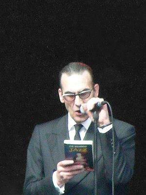 Jules Deelder - Jules Deelder in 2007