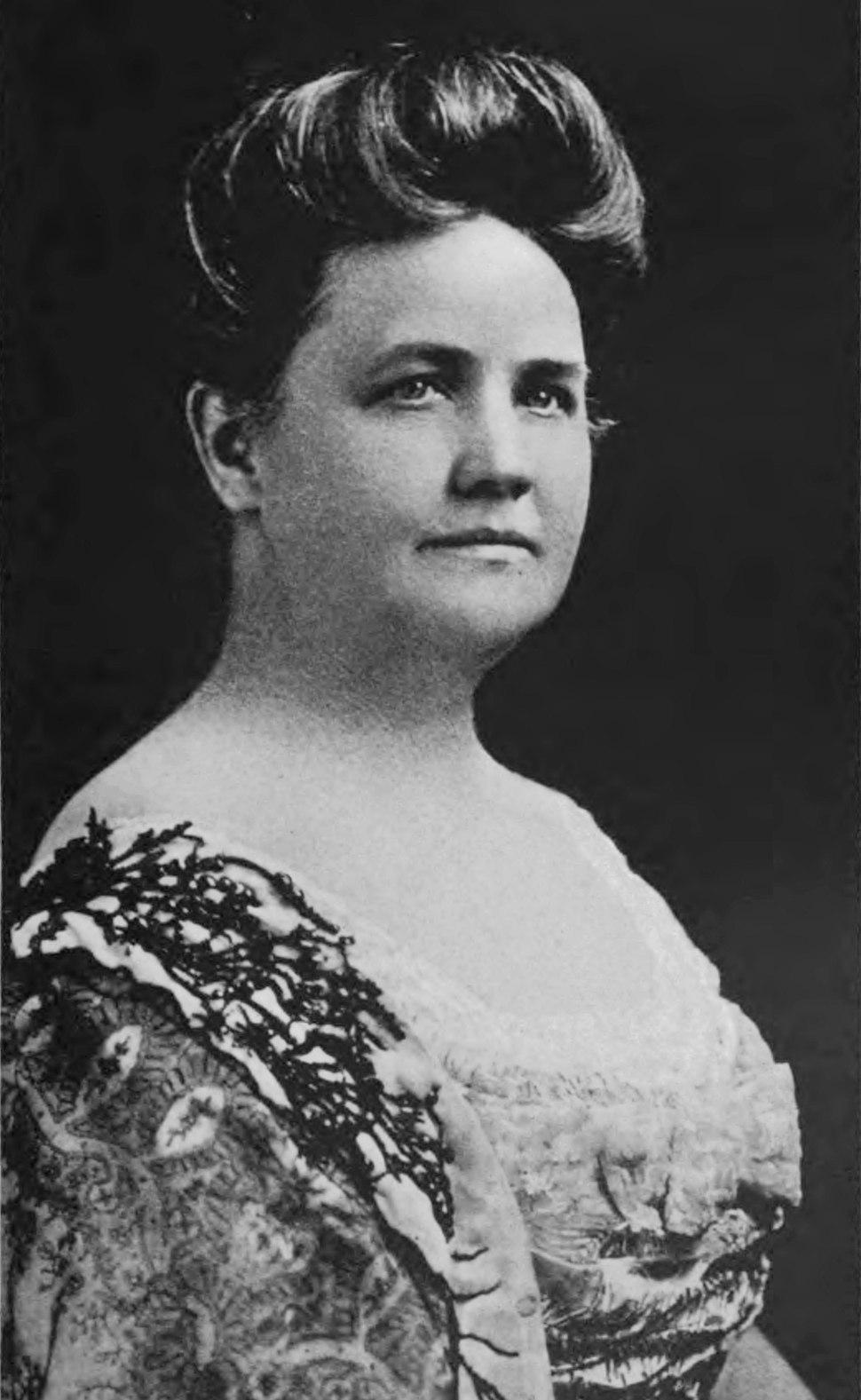 Julia A. P. Bundy Foraker