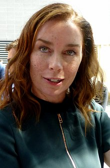 Description de l'image Julianne Nicholson TIFF 2015.jpg.