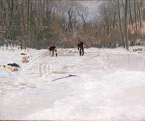 The Ice Cutters - Image: Julien Alden Weir The Ice Cutters