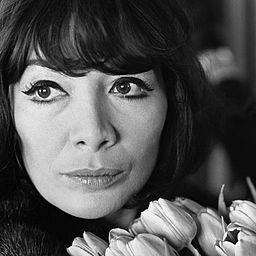 Juliette Gréco (29-03-1966)