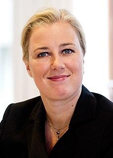 Jutta Urpilainen Finnish politician