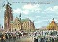 Kölner Dom, Historischer Festzug bei Gelegenheit der Dombau-Vollendung am 16. Oktober 1880.jpg