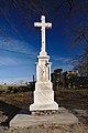 Kříž v jihovýchodní části obce, Nýrov, okres Blansko.jpg