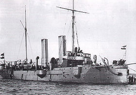 SMS  Panther , 1906