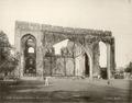 KITLV 377947 - Clifton and Co. - Gagan Mahal in India at Bijapur - Around 1890.tif