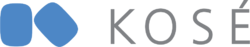 KOSÉ Corporation logo.png
