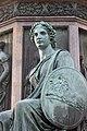 Kaiser Franz-Denkmal Hofburg Wien 2015 Sitzfiguren Stärke 03.jpg