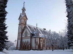 Kainuu - The Kajaani Church