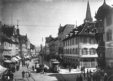 Kaiser-Joseph-Straße (Freiburg im Breisgau) – Wikipedia