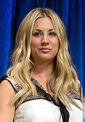 Who is kaley from big bang dating