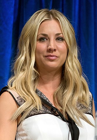 Kaley Cuoco - Cuoco at PaleyFest in March 2013
