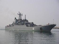 A Cartagène en 2004