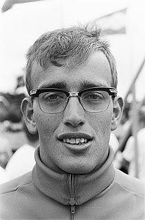 Johan Schans Dutch swimmer