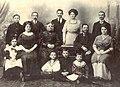 Karakis family in 1911 in Balta - Семья Каракисов в 1911г., г.Балта.jpg
