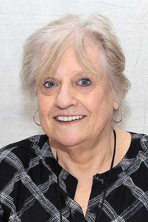 Author Karen Cushman at the 2016 Texas Book Festival.