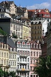 Karlovy Vary Czech Rep