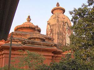 Midnapore - Chapaleswar (Shiva) temple, Karnagarh