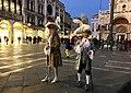 Karneval in Venedig, Italien, Europäische Union.jpg