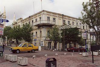 Kars Province - Image: Kars russian architecture