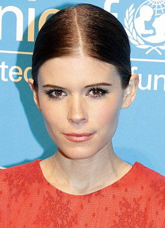 Kate Mara - Mara at event for UNICEF in 2012