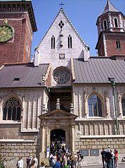 Katedra front