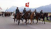 Kavallerieschwadron 1972
