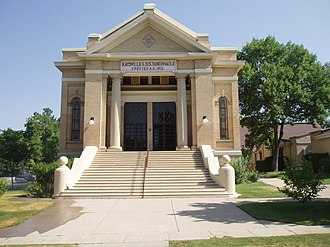 Kaysville, Utah - The Kaysville Tabernacle