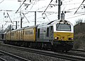 Keeping the national rail network safe, Network Rail monitors the East Coast Main Line. - panoramio.jpg