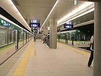 Keihan Nakanoshima station001.jpg
