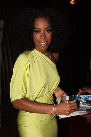Say Yes (Michelle Williams song) - Image: Kelly Rowland (6944312226)
