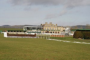 Kelso Racecourse - Image: Kelso Racecourse geograph.org.uk 2305106