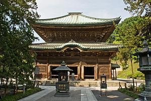 Zenshūyō - A typical Zen main hall
