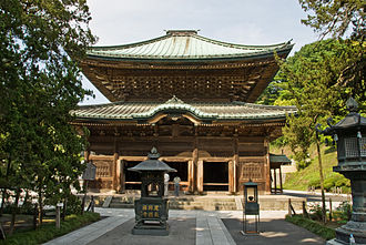 Zenshūyō - A typical Zen main hall