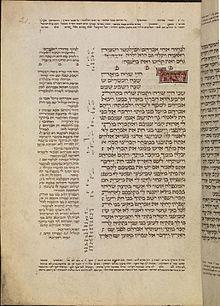 Pâques : les 4 nuits dans Communauté spirituelle 220px-Kennicott_Bible_fol_21r
