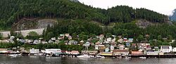 Ketchikan Skyline