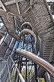 Keutschach Pyramidenkogelturm Rutsche und Treppe 01052020 8931.jpg