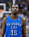 Kevin Durant in 2014