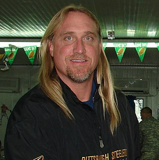 Kevin Greene (American football) American football player and coach