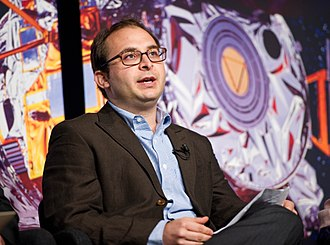 Kevin Schawinski - Image: Kevin Schawinski, swiss astrophysicist, 2011
