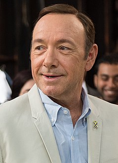 Kevin Spacey w 2013 r.