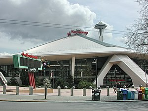 Seattle SuperSonics - Over most of the franchise's history, Seattle played its home games at Key Arena.