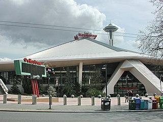 KeyArena Sports arena in Seattle, Washington, United States