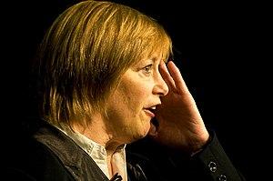 Geri Jewell - Image: Keynote speaker Geri Jewell