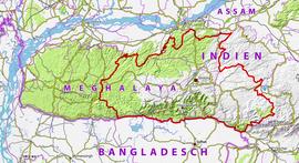 Khasi in Meghalaya