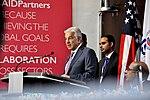 Khawaja Muhammad Asif, Minister of Water and Power (34397883961).jpg