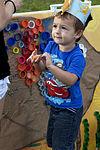Kids create eco-friendly art aboard MCB Hawaii 130416-M-DP650-006.jpg