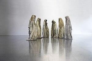 Manfred Kielnhofer - Guardians of Time by Manfred Kielnhofer, Galerie Artpark Linz, 2006